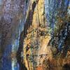 schilderij detail vuur